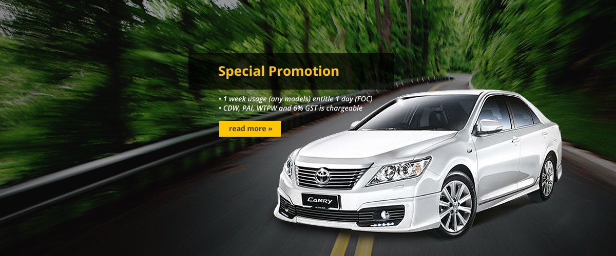 Malaysia Car Rental Euro Rent A Car Monthly Or Long Term Rental